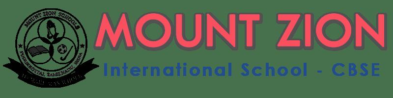 Mount Zion International School (CBSE)