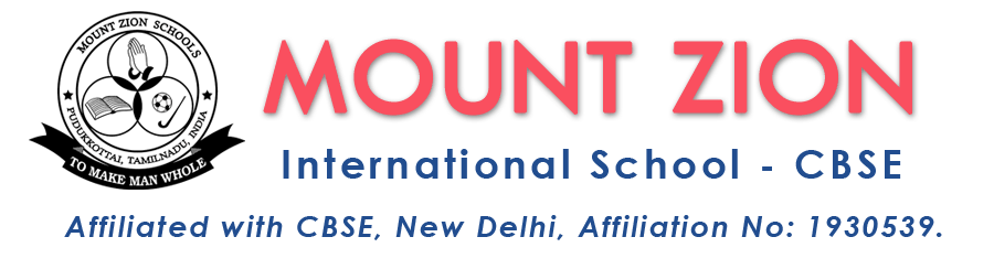 Mount Zion International School (CBSE)